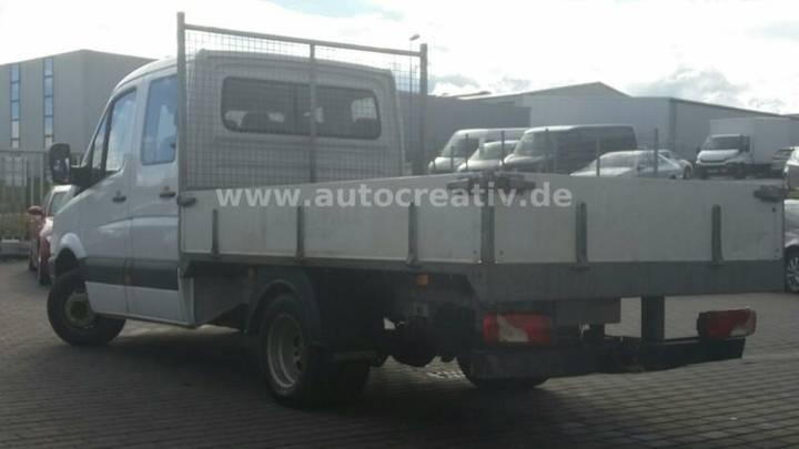 Mercedes-Benz Sprinter II Pritsche/DoKa 516 CDI 7 Sitzer 3,5 T - 2013