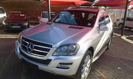 Mercedes benz ML 350 3.0l