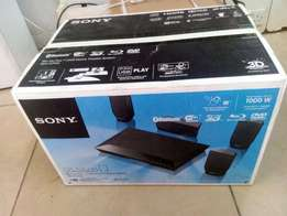 Brand New Sony e2100 blue ray home theater system