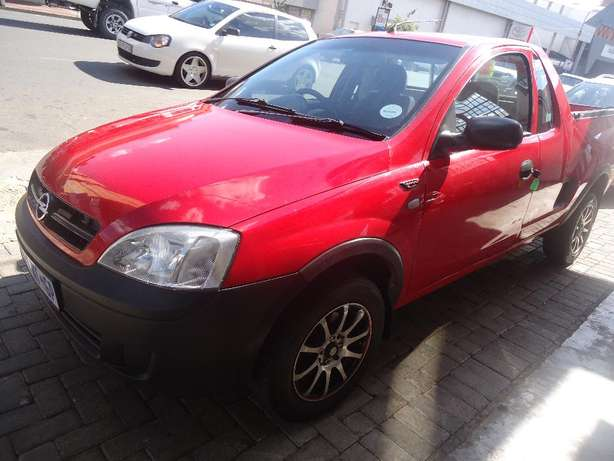 2011 Chevrolet Utility 1.4 Available for Sale Johannesburg - image 2