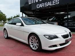 2009 BMW 650i Coupe A/T R259 900