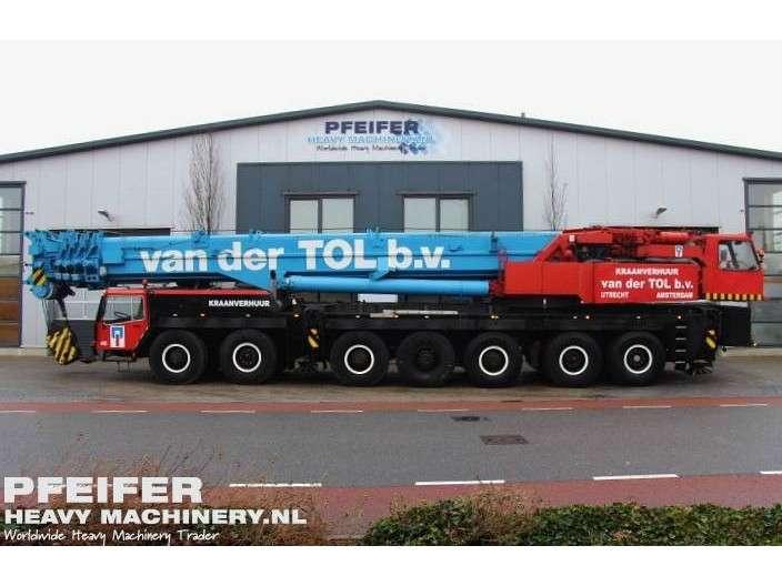 Liebherr LTM1300 - 1993