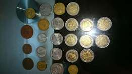 Coins assorted