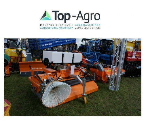 Top-Agro Proffessional Sweeper 1,6m, Model 2018! - 2018