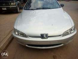 Super clean 2005 Peugeot 406 in Abuja for sale