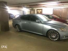 Lexus is250 v6 with partial service history, this ia dream car