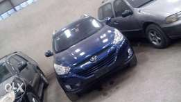 Very clean. Registered 2011 Hyundai ix35