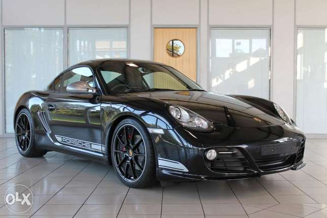 Wanted Porche Cayman987 2006-2012