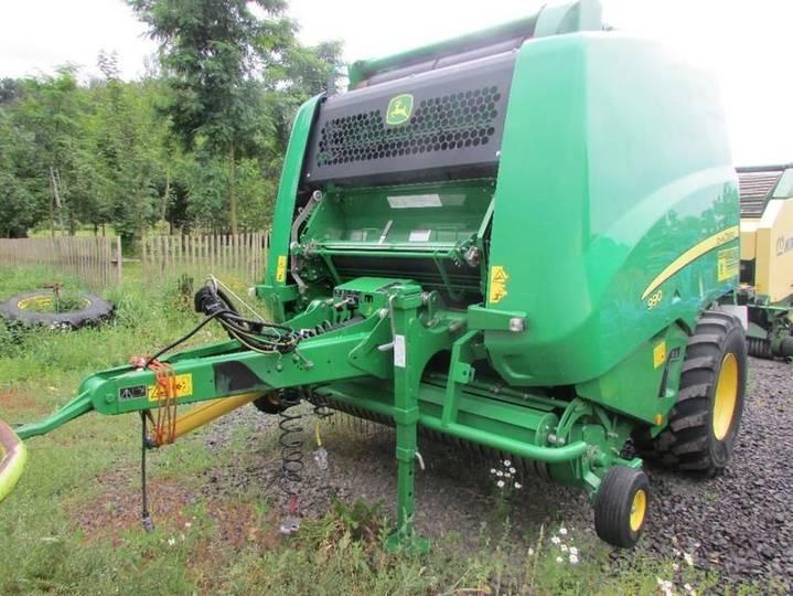 John Deere 990 mxct 25 - 2012