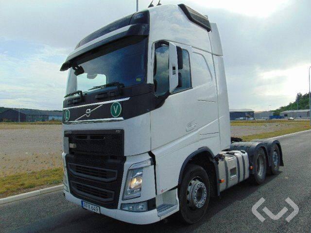 Volvo FH460 6x2 Tractor - 13 - 2019