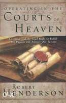 Operating in the court of Heaven by R. Henderson.