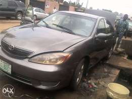 Registered 2003 Toyota Camry LE