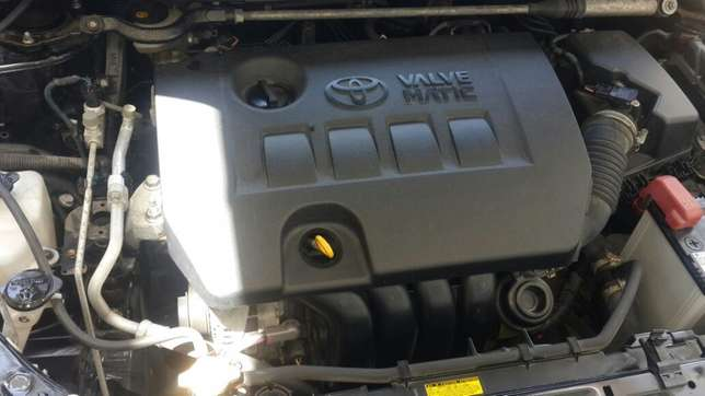 Toyota fielder x202 Valvematic 1800cc KCM number 2010 model loade Mombasa Island - image 4