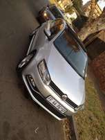 2015 polo 6 tsi silver colour with 29000km sunroof/mag R198000