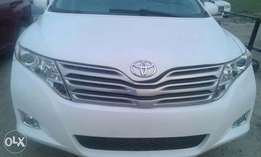 fresh toyota venza jeep just from the port
