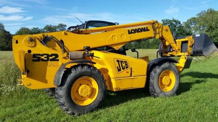 JCB 532/120 - 1999 - image 6