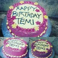 Order for ur cakes today