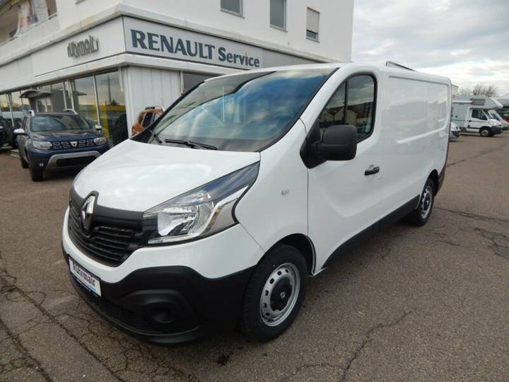 Renault Trafic Kasten L1H1 2,7t dCi 120 - 2019 - image 2