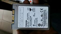 SSD Toshiba 160GB at 170,000shs