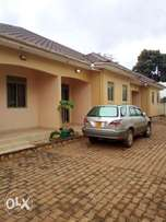 Aself contained double available for rent in najjera
