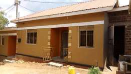 New self contained double for rent in najjera 200k