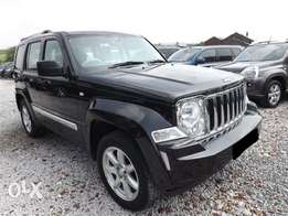 2010 Jeep Cherokee fresh import