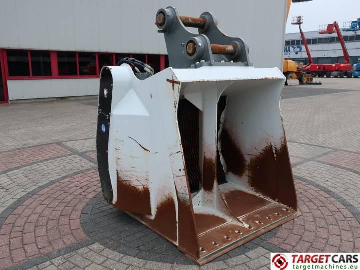 Scaip Superior SBP-25 Screening 139cm Padding Bucket 28~36T - 2016