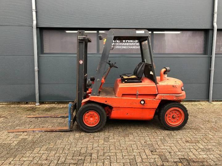 Linde H40d - 1987