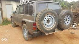 Nissan patrol for hire
