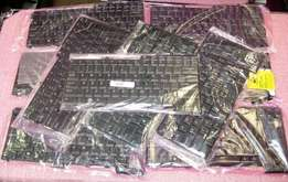 Laptop keyboards replacement for dell/hp/toshiba/acer from 1500 bob
