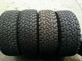 265_65_R17 Tyres for sale