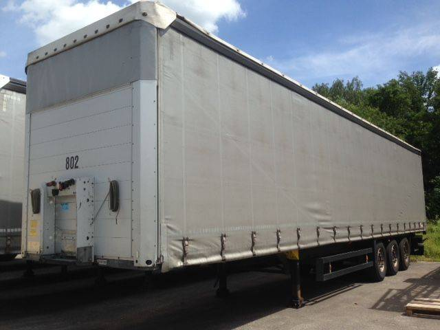 Schmitz Cargobull 3 UNITS AVAILABLE - 2013