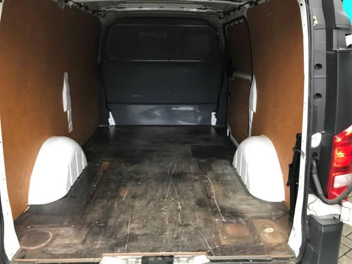 Mercedes-Benz VITO KASTEN 114 CDI LANG KLIMA, AHK, CHROM - 2017 - image 14