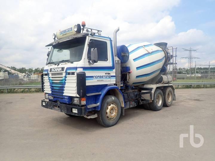 Scania R113HL 6x2 - 1995