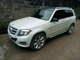 Clean naija used 2010 Benz Glk 350 with full pimping to 2014