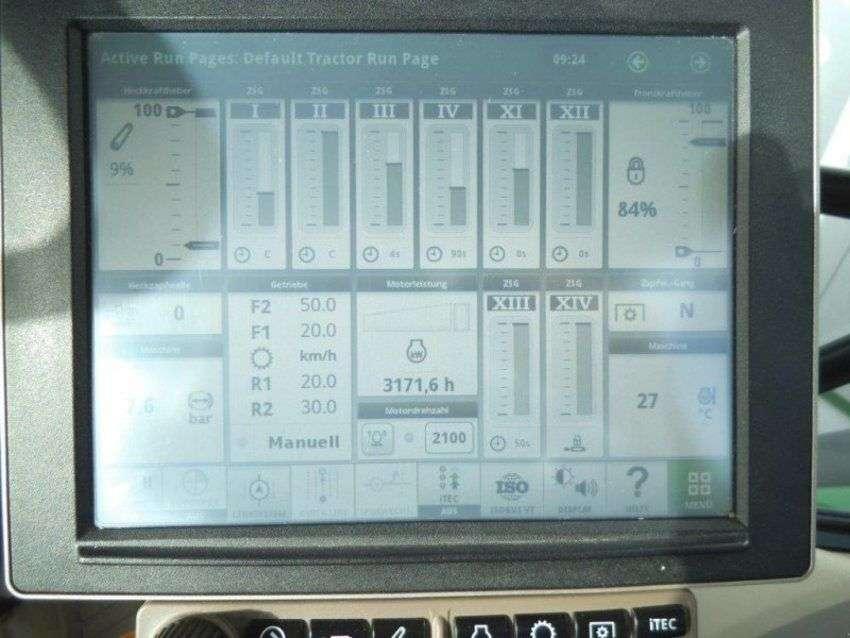 John Deere 6215 R - 2015 - image 4