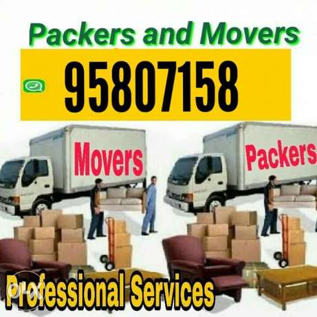 Oman movers and Packers house shifting good price