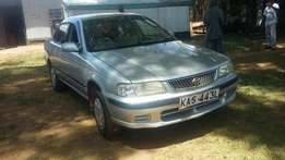 Very clean Nissan B15 for sale.