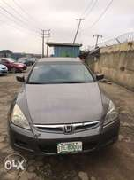 Honda Accord 2007 used