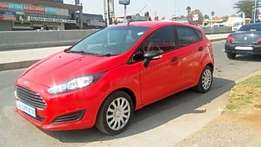 2016 Ford Fiesta 1.4i Ambiente Still In A Very Good Condition For Sale
