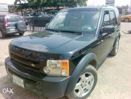 Used Land Rover LR3 Black 2006