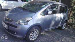 Excellent Toyota Ractis clean as new