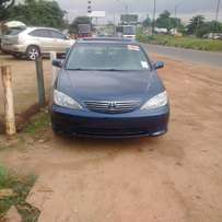 2006 model toyota camry le