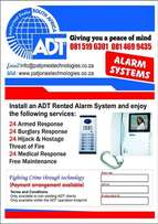 Alarm Systems in Limpopo