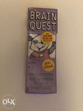 Brain Quest 300 questions and answers to get a smart start Ages: 4-5