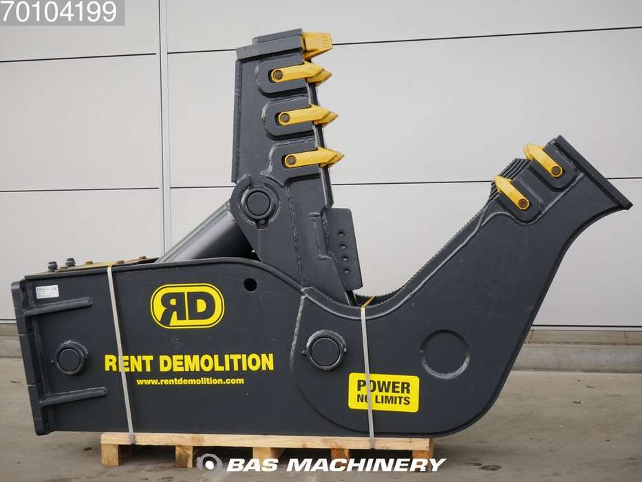 Rent Demolition D23 New pulveriser - suit 30-45 ton excav... - 2019