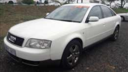 Audi A6 Tdi Automatic, 2003 R74900 Trade-in welcome Km206078
