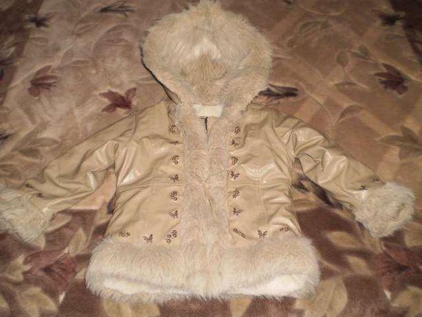 Дубльонка дитяча  300 грн. - Одяг для дівчаток Дрогобич на Olx 4dc71e2ec578b