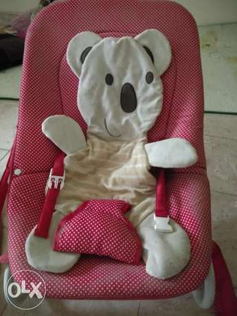 Rocking chair and infant bed/ carrier
