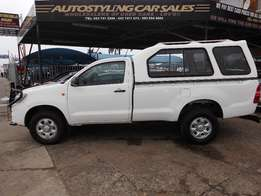 Autostyling Car Sales-East London-2012 Toyota Hilux 2.5d Srx 4x4 R/B